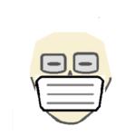 【生活】マスクで眼鏡が曇らない簡単な方法